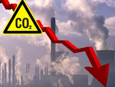 Fotografia Reducción CO2