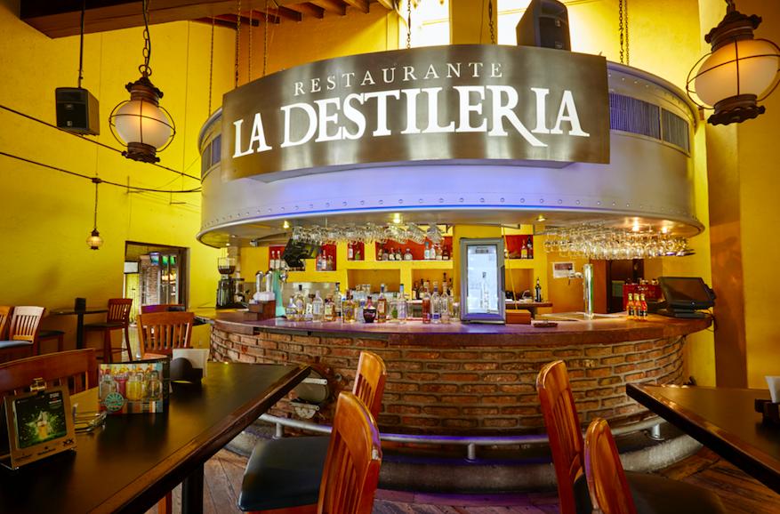 Fotografia La Destilería