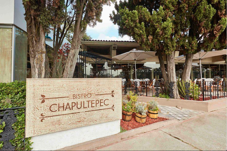 Fotografia Restaurante Bistró Chapultepec