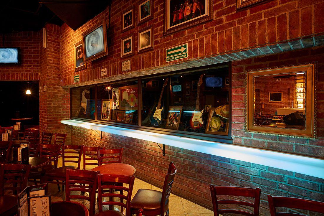 Fotografia Exa Live Bar