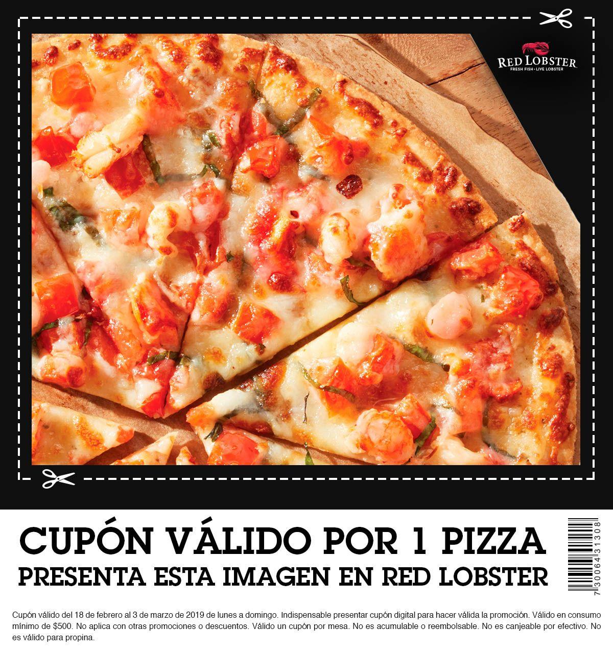 Fotografia Cupón Pizza