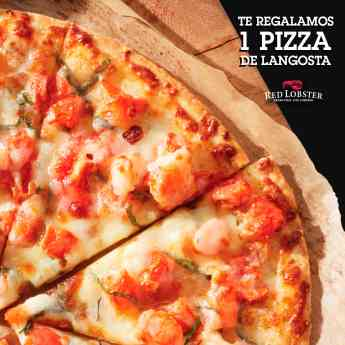 Pizza de Langosta