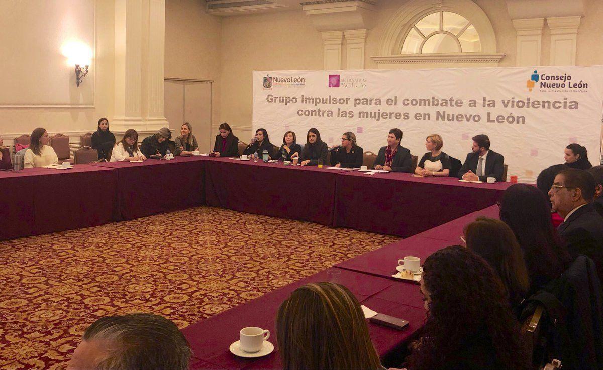 Fotografia Asamblea Grupo impulsor Nuevo León