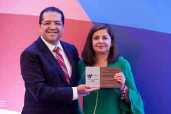 Cambio de Presidencia en American Chamber/Mexico