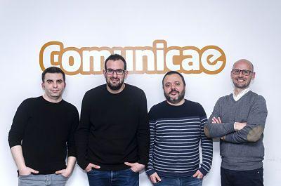 Fotografia Equipo técnico Comunicae