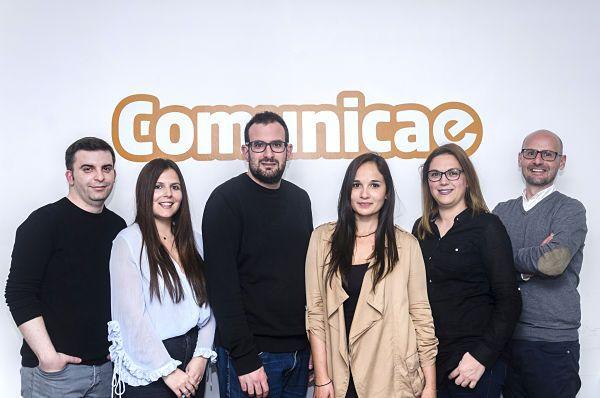 Fotografia Equipo Comunicae