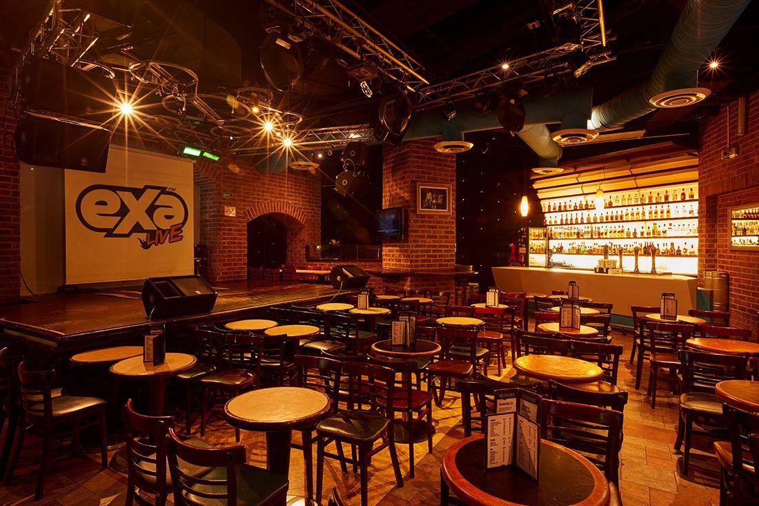 Fotografia Exa Bar