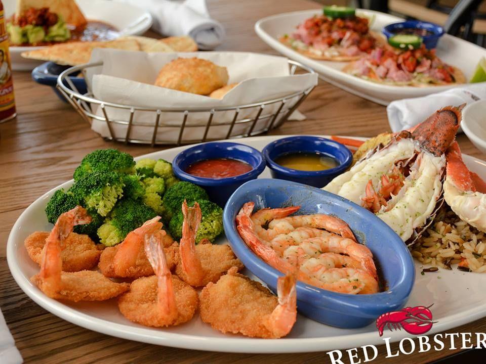 Fotografia Red Lobster Mariscos