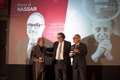 Fotografia Premios Fundacom 2019