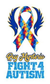 Noticias Internacional | Rey Mysterio's Fight4Autism