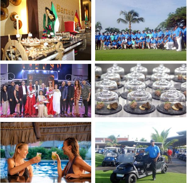 Fotografia Eventos especiales Barceló Bávaro Grand Resort
