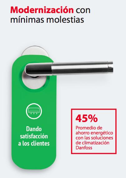 Fotografia Danfoss capacita a sus socios de negocios en eficiencia