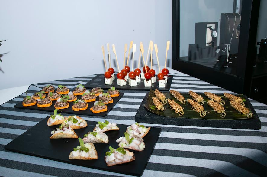 Fotografia Bocadillos y snacks