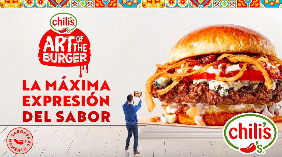 Fotografia ART OF THE BURGER