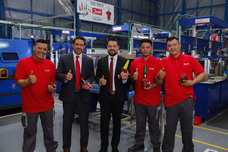 Fotografia Amplía Danfoss su línea de RI en planta de Apodaca
