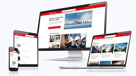 Fotografia Una nueva experiencia digital en Danfoss.mx