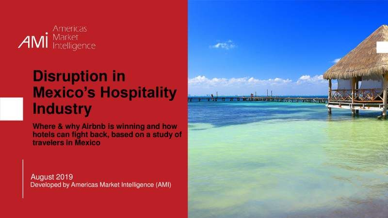 Fotografia Disruption in Mexico's Hospitality Industry