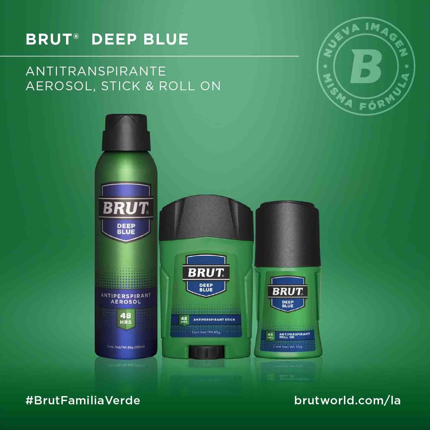 Fotografia Brut Deep Blue