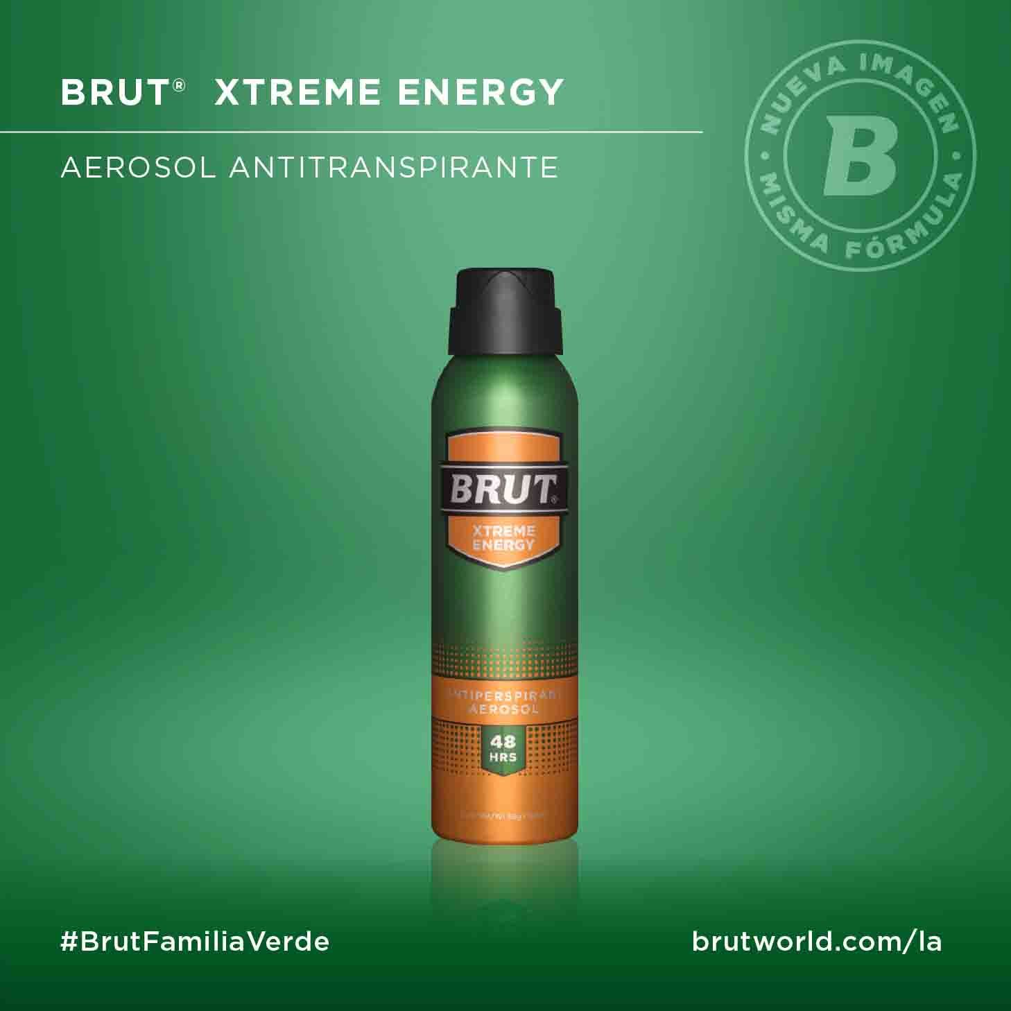Fotografia Brut Xtrem Energy