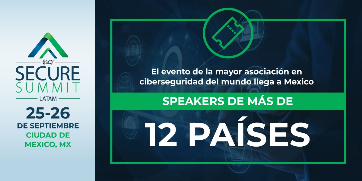 Fotografia Secure Summit LATAM 2019