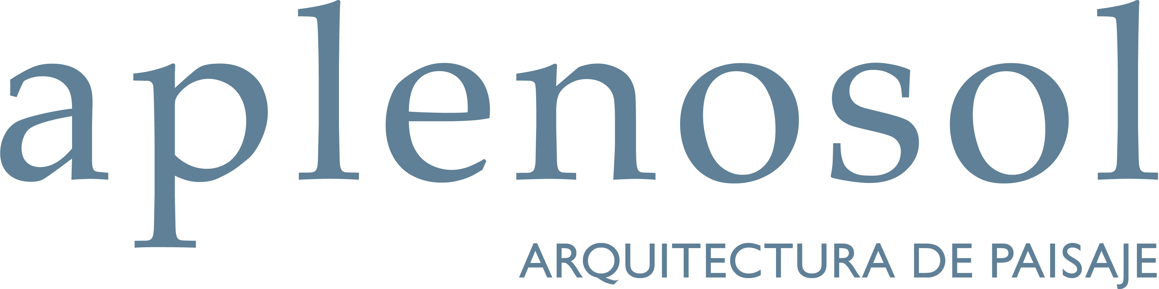 Fotografia Logo Aplenosol