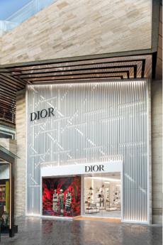 Nueva flagship store Dior en Artz