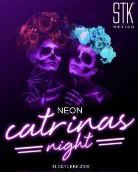 Neon Catrinas Night 2