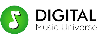 Digital Music Universe - Logo