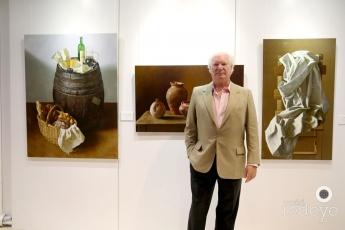 Juan Lascano , Artista Argentino
