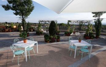 Foto de Terraza de verano en Las Rozas Village