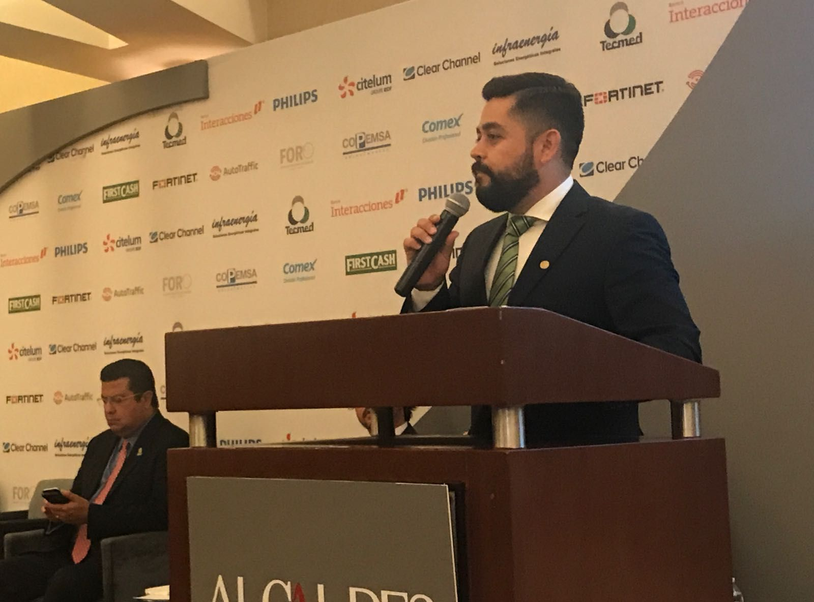 Foto de José Ortiz, Director Regional de Citelum México.