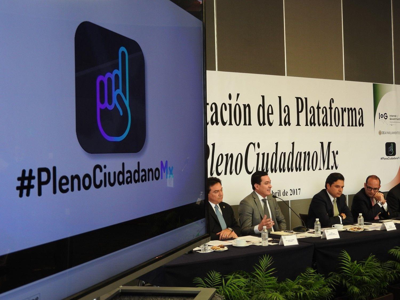 Foto de Evento Pleno Ciudadano