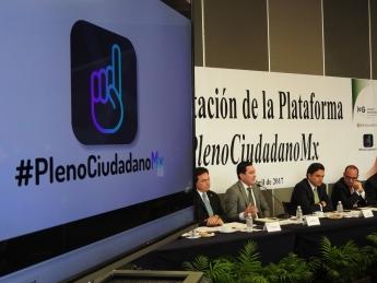 Evento Pleno Ciudadano