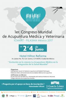 Congreso mundial de Acupuntura Médica y Veterinaria