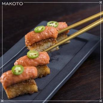 Foto de Makoto comida familiar