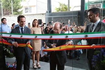 Inauguración instalaciones VMV Cosmetic Group Ciudad de México