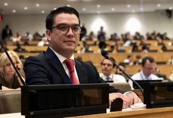 Gerardo Islas presente con Modelo Puebla en Foro de la ONU