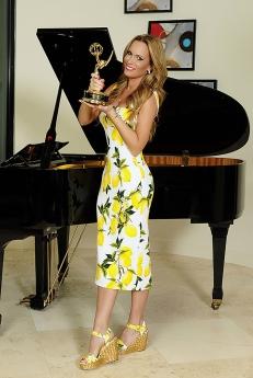 Foto de Natalia Denegri es ganadora del Emmy Awards