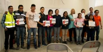 Colaboradores graduados de Aula Miyana