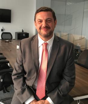 Oscar González, Gerente General Norte de América Latina – TOTVS