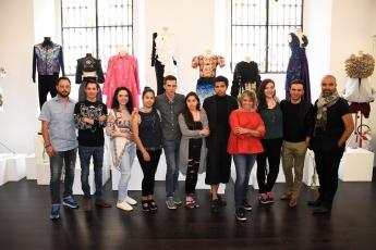 Diseñadores mexicanos en Milán