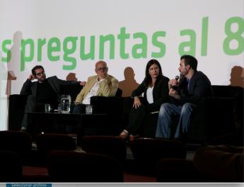Foto de Panel conferencistas