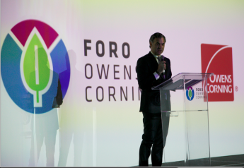 Foto de Inauguración del Foro Owens Corning, Living Innovations For