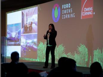 Foto de Conferencia: Sustentabilidad, Principio básico de la