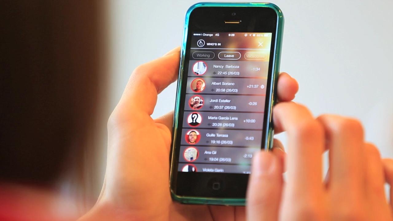 Lanzan app para controlar asistencia laboral