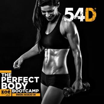 54D la marca mexicana fitness líder en Latinoamérica, lanza programa de empoderamiento físico y mental, que garantiza resultados