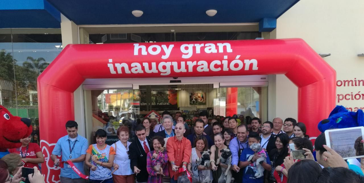 Inauguran sucursal de Petco en Xalapa