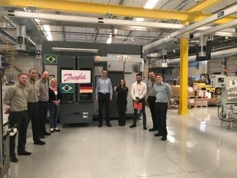 Danfoss invierte en producción local de transmisiones   hidrostáticas en Brasil