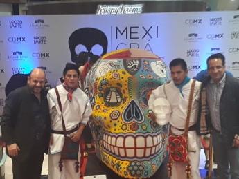 Foto de Conferencia de prensa, Mexicráneos 2018