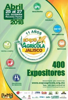 Foto de Cartel Expo-Jalisco 2018